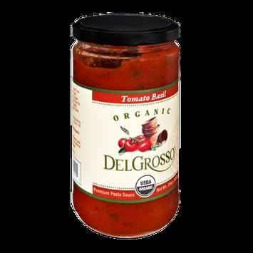 DelGrosso Organic Tomato Basil Pasta Sauce