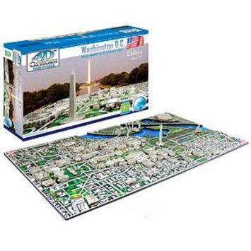 4D Cityscape 4D Washington DC  Skyline Time Puzzle