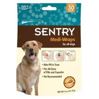 Sergeant's Sentry 30 Count Medi Wraps Chicken Flavored Pills
