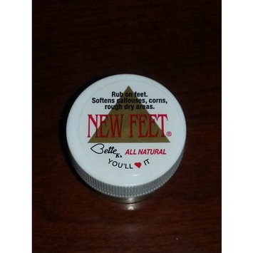 Bette K's New Feet-Trail Size Bette K's 0.75 oz Cream