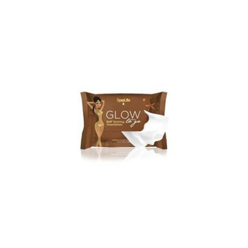 My Spa Life Self Tanning Towelette 60 Count, 2 Pack Of 30