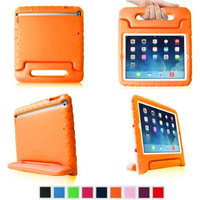 Fintie Light Weight Shock Proof Kids Friendly for iPad Mini 2 (2013 Edition) and Mini (2012 Edition), Orange