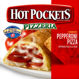 Hot Pockets Pepperoni Pizza