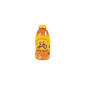 First Juice Organic Banana + Carrot, 32 Ounce Bottle (Pack of 6) ( Value Bulk Multi-pack)