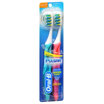 Oral-B Pulsar Toothbrushes