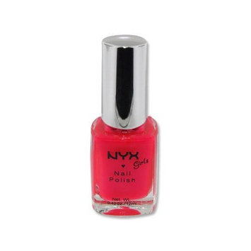 NYX Cosmetics Long Lasting Neon Nail Polish Neon Hot Pink NGP106