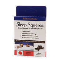 Sleep Squares Natural Sleep in a Chocolatey Treat
