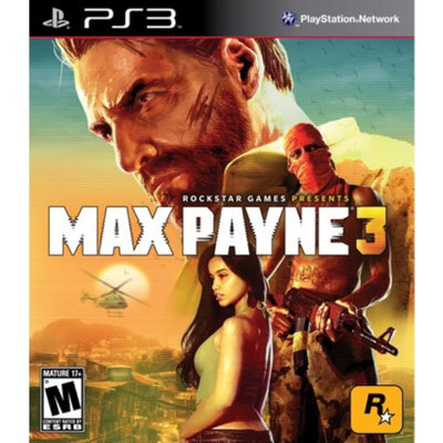 Rockstar Games Max Payne 3 (PlayStation 3)