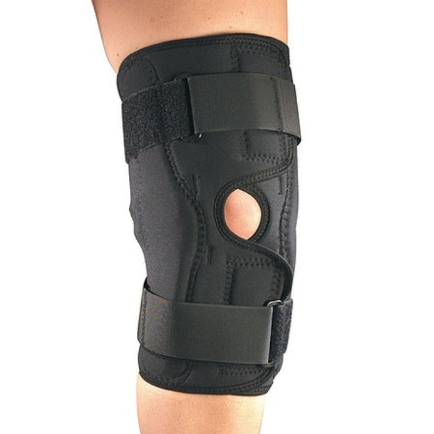 OTC Professional Orthopaedic Knee Stabilizer Wrap with Hinged Bars XXX-Large