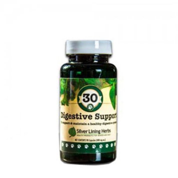 Silver Lining Digestive Support Caps 90 Count