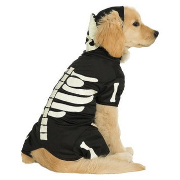 Rubie's Skeleton Pet Costume - Small
