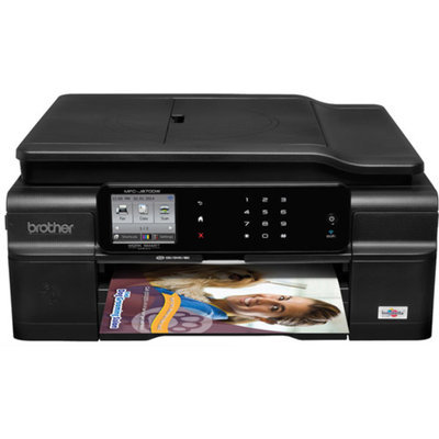 Brother MFC-J870DW Inkjet Compact All-in-One Printer
