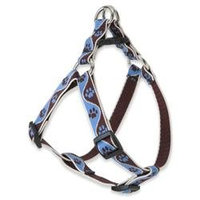Lupine Pet 746889345459 Muddy Paws 20 In-30 In. Step In Harness