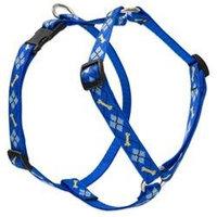 Lupine Pet 746889418030 Dapper Dog 14 In-24 In. Roman Harness