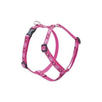 Lupine Pet 746889142034 Puppy Love 14 In-24 In. Roman Harness