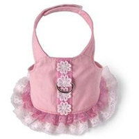 Doggles Dog Boutique Harness in Pink