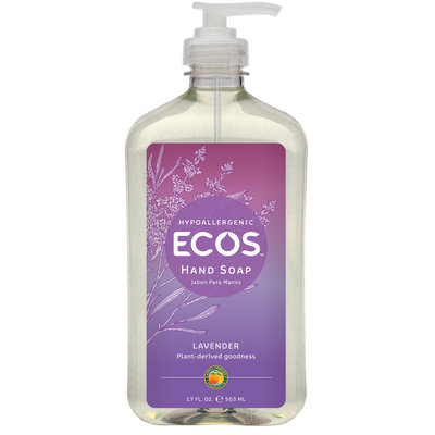 Earth Friendly Products Hand Soap Organic Lavender