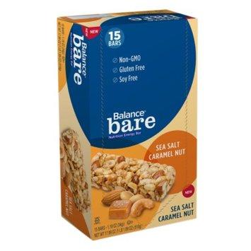 Balance Bar Bare Bar Sea Salt Caramel Nut