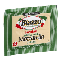 Biazzo Premium Whole Milk Mozzarella Cheese