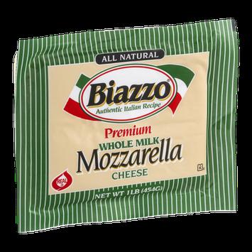 Biazzo Premium Whole Milk Mozzarella Cheese