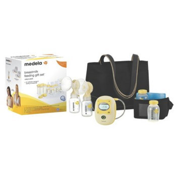 Medela Freestyle Hands-Free Double Electric Breast Pump with Feeding