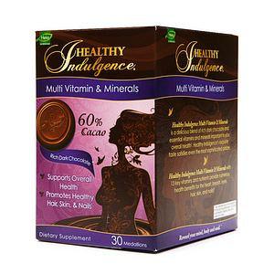 Healthy Indulgence Multivitamin & Minerals