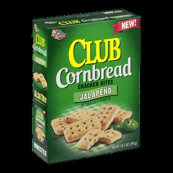 Keebler Club Cornbread Cracker Bites Jalapeno