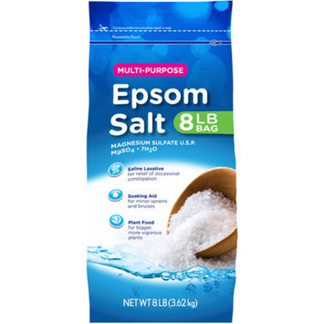 Multi-Purpose Epsom Salt, 8 lbs