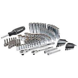 Husky Auto & Mechanic Tools Mechanics Tool Set (111-Piece) H111MTS