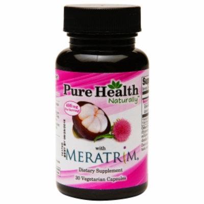 Pure Health Meratrim 400mg, Vegetarian Capsules, 30 ea