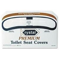 Krystal Premium Toilet Seat Covers - THE TRANZONIC COMPANIES