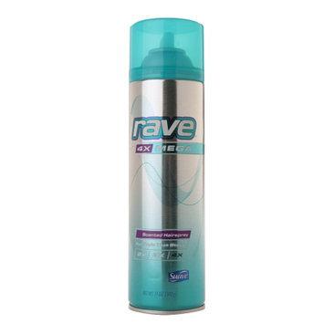 Rave 4X Mega Aerosol Hairspray