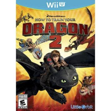Little Orbit DreamWorks How To Train Your Dragon 2 (Nintendo Wii U)