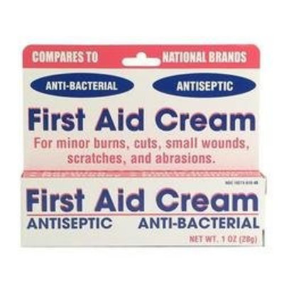 Budpak First Aid Cream Anti-Bacterial