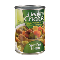 Healthy Choice Split Pea & Ham Soup