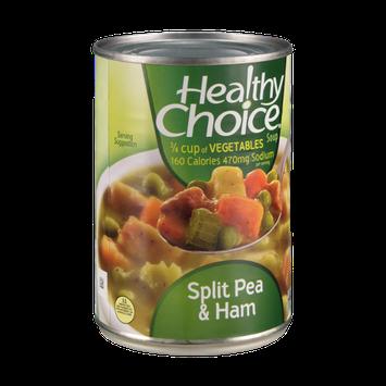 Healthy Choice Split Pea & Ham Soup