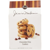 Jm Foods Chocolate Chip Cookies, 6-Ounce