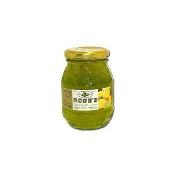 Roses Rose's Marmalade Lemon & Lime, 16 OZ (Pack of 6)