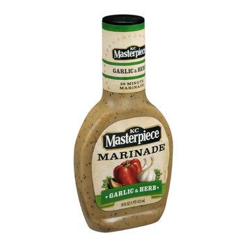 KC Masterpiece Marinade Garlic & Herb