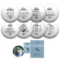 Wham-O Ultimate Youth Outreach Frisbee Kit