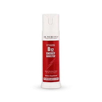 Dr. Mercola: Vitamin B-12 Energy Booster Spray, 0.85 oz