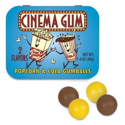 Accoutrements Cinema Gum (popcorn and cola Flavor)