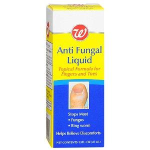 Walgreens Anti Fungal Liquid