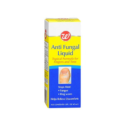 Walgreens Anti Fungal Liquid