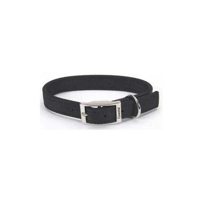Coastal Pet Products DCP290124BLU Nylon Double Layer Collar