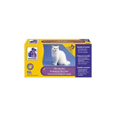 Petmate Litter Pan Liners - Large - 12 count