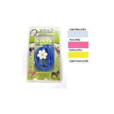Coastal Pet Products DCP7230PNK Lil Pals Combo Daisy Harness