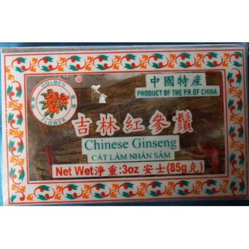 Golden Flower - Chinese Ginseng, 3 Oz.