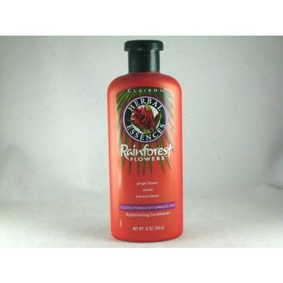 Herbal Essence Rainforest Flowers Replenishing Conditioner