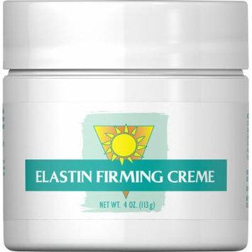 Puritan's Pride Natural Elastin Firming Creme-4 oz Cream
